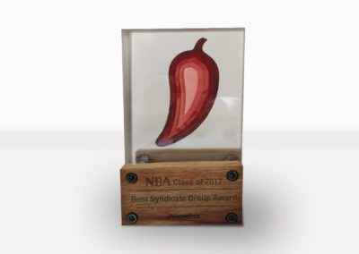 Nandos Chilli Trophies
