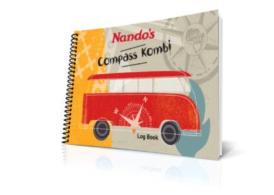 Nando's Kombi log book