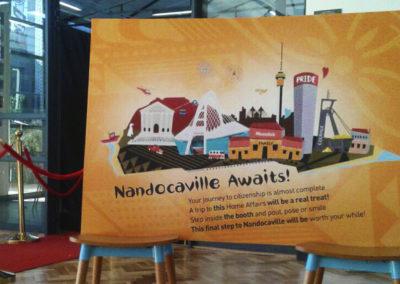 Nandos Nandocaville Awaits