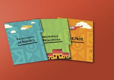 Nando's Performance Book Dividers
