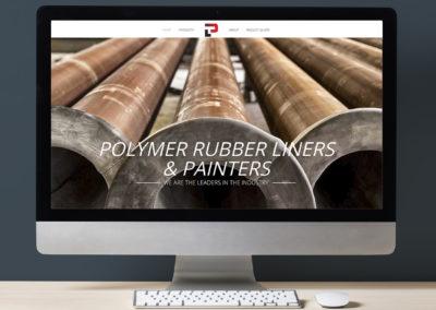 Polymer Liners Logo Mockup