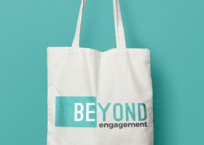 Beyond Engagement Tote 2