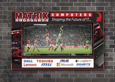 matrix tv branding